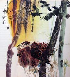 Чешский художник Мирко Ханак(Mirko Hanak)