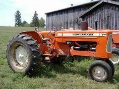 Allis Chalmers Tractors On Pinterest Tractors Antique Tractors And Old Tractors