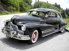 My dad bought and owned this car he absolutely loved it his 1948 Pontiac Streamliner!...Lawrence Forde...