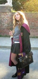 Hermione Granger - Harry Potter Series cosplay by Sharidyon - Cosplay.com