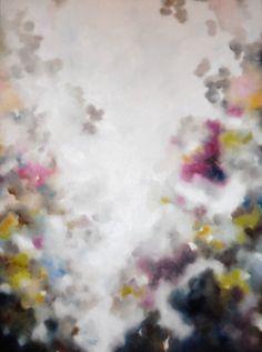 SOLD -Magenta Sky by Jules Cozine