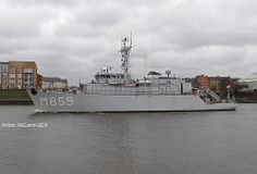 HNLMS Hellevoetsluis M859 Dutch Navy