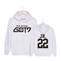 GOT7 Flight Log Arrival Jr Jinyoung 22 Album K-POP Fashion Cool Hoodie #GOT7 #FlightLog #Arrival #Jr #Jinyoung #Album #KPOP #Fashion #Cool #Hoodie #KIDOLSTUFF