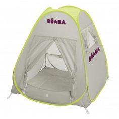 De Baba tent beschermt uw baby tegen de zon en de regen dankzij een nylontent die met een uv-bestendige materie (+50 UPF) en een anti-leklaagje bedekt is. De tent is speciaal ontworpen voor kinderen tot 12 maanden in lighouding en kinderen tot 48 maanden in zithouding. De tent biedt veel gebruiksmogelijkheden voor uw comfort: -In enkele seconden op te zetten en weer af te breken (geleverd met een transporttas).-Gemakkelijk op te blazen matras.