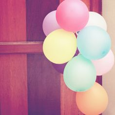 Vintage Balloons Wallpaper Retro More By