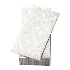 SNÖFINT Papierserviette - IKEA2,5u 30st