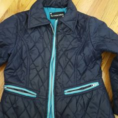 Child's Spring jacket Blue /teal Jackets & Coats