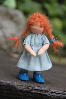 Eline's doll world: The first step