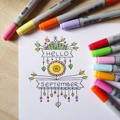 Hello Autumn! Hello September! #drawing #markers #copicmarkers #art #instaart #doodle #inspiration #helloseptember #рисунок #приветсентябрь #творчество #вдохновение #маркеры