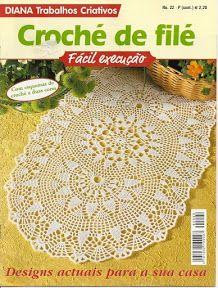 crochet - toalhinhas várias - assorted doilies - Raissa Tavares - Picasa ウェブ アルバム