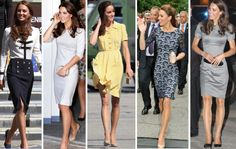 Catherine Middleton - gorgeous style