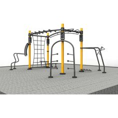 Life Fitness BlueSky Outdoor Training System | US Fitness Products