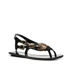 Dizzy Surround Flat Sandal