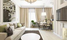 Beautiful Loft Apartment Design With Creative Storage Ideas - Apartment soft minimalist decor