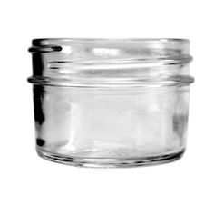 4 oz Tapered Jars 70G CT (case of 12 is only $4!)
