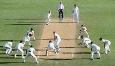 MAR 26, 2013 What better advertisement for Test Cricket can there be than this? Matt Prior and Monty Panesar of England played out the final...