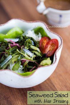 Seaweed Salad 海藻サラダ | Just One Cookbook