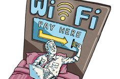 How to Make Money From Free Public Wi-Fi