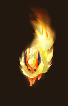 Flareon- One of the Original Eeveelutions