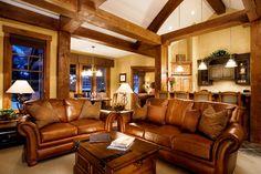 Cottage Luxury Suite Living Room, Hotel Park City