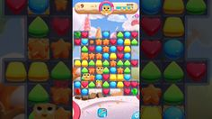 Cookie Jam Level 5 World Record Android Gameplay HIGHSCORE Cookie Jam Level 5 World Record Android Gameplay HIGHSCORE