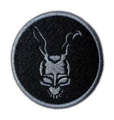 Frank The Bunny Patch by AffrayPatchworks on Etsy