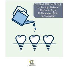 Implant dis tedavisi eksik dişler için en doğal çözümdür.  http://dentestetik.com.tr/tr/hizmetlerimiz/implant-tedavisi www.dentestetik.com.tr #implant #dentistry #cerrahi #periodontoloji #dentalimplant #estetik #lamine #clinic #dentestetik #dis #teeth #estetik