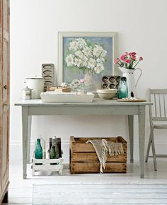 Beautiful vintage home ideas and accessory.