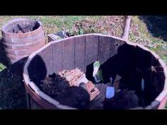 DIY - Strat înălțat dintr o putină veche de lemn Garden, Outdoor Decor, Youtube, Home Decor, Garten, Decoration Home, Room Decor, Lawn And Garden, Gardens