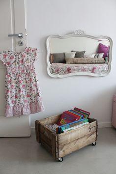 Producción / Decoración de un cuarto de nena - Decoración Vintage Blog