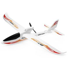 HOT Sky King RC Drone With 2.4G 3CH RC Aircraft Wingspan RTF Airplane Remote Control Dron Toys For Children