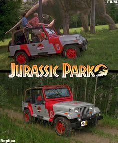 Jurassic Park Jeep - http://www.therpf.com/f9/jurassic-park-jeep-84971/