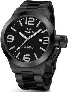 TW Steel Watch Canteen #basel-16 #bezel-fixed #bracelet-strap-black-pvd #brand-tw-steel #case-material-black-pvd #case-width-45mm #classic #date-yes #delivery-timescale-1-2-weeks #description-done #dial-colour-black #gender-mens #movement-quartz-battery #new-product-yes #official-stockist-for-tw-steel-watches #packaging-tw-steel-watch-packaging #style-dress #subcat-canteen #supplier-model-no-twcb211 #warranty-tw-steel-official-2-year-guarantee #water-resistant-100m