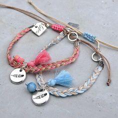 NEW IN || Hoe leuk zijn deze schattige gevlochten armbandjes, verkrijgbaar in 4 verschillende kleuren! #moederdagtip 💋💕 Speciaal voor moederdag jou cadeau GRATIS verzonden #freeshipping kortingscode: formymama