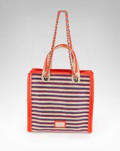 a handbag to tote your essentials {bebe Woven Colorblock Straw Tote} Cute Handbags, Chanel Handbags, Straw Tote, Summer Bags, Handbags Michael Kors, Women Accessories, Shoulder Bag, Mens Fashion, Handbags