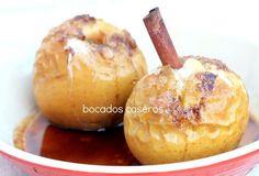 Cómo preparar manzanas asadas al horno | Cocinar en casa es facilisimo.com