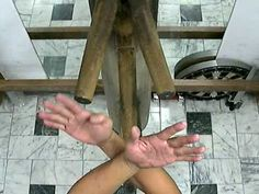 ▶ Wing Chun Wooden Dummy Form. Jimmy. 29Sep09'. - YouTube