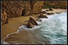 South Africa - Nahoon, East London, Eastern Cape: Rocky Coastline   by John & Tina Reid, via Flickr