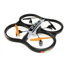 Ufo RC QuadCopter Drone met CAMERA 2.4GHZ RTF | RC Helicopters | Goedkoopste shop van de EU