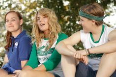 Do YouTubers like Grace Helbig and Hannah Hart hold the future of independent film?