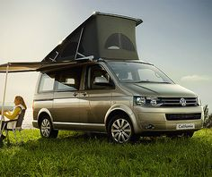 2016 VW California Camper Van on http://www.gearculture.com
