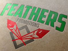From the Showcase - Two Feathers Promotions