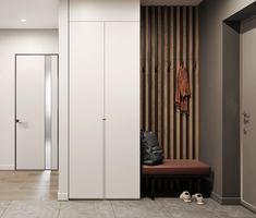 Located in Lviv, Ukraine. Decor Interior Design, Interior Decorating, Appartement Design, Cabinet Furniture, Shades Of Grey, Tall Cabinet Storage, Minimalism, Home Goods, Sweet Home