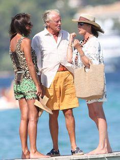 Carolina de Mónaco se relaja en Saint-Tropez días antes de la boda de su primogénito - Foto 3