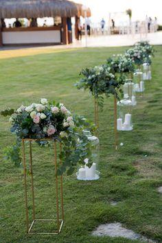 Wedding Reception, Our Wedding, Wedding Planner, Destination Wedding, Candle Wedding Centerpieces, Engagement Inspiration, Glass Candle, Lanterns, Candle Holders