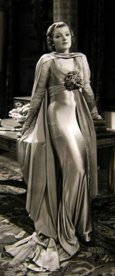 Myrna Loy as Annemarie - 1934 - Stamboul Quest - Costume design by Dolly Tree - Directed by Sam Wood