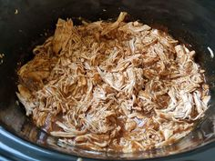 Gravy Pulled Chicken |