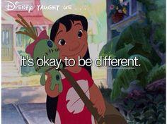 Disney taught me...