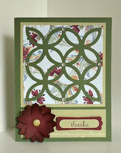 love the die cut#Repin By:Pinterest++ for iPad#