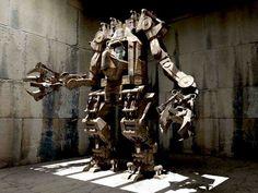 ROBOT_by_Fil3D #robot ...